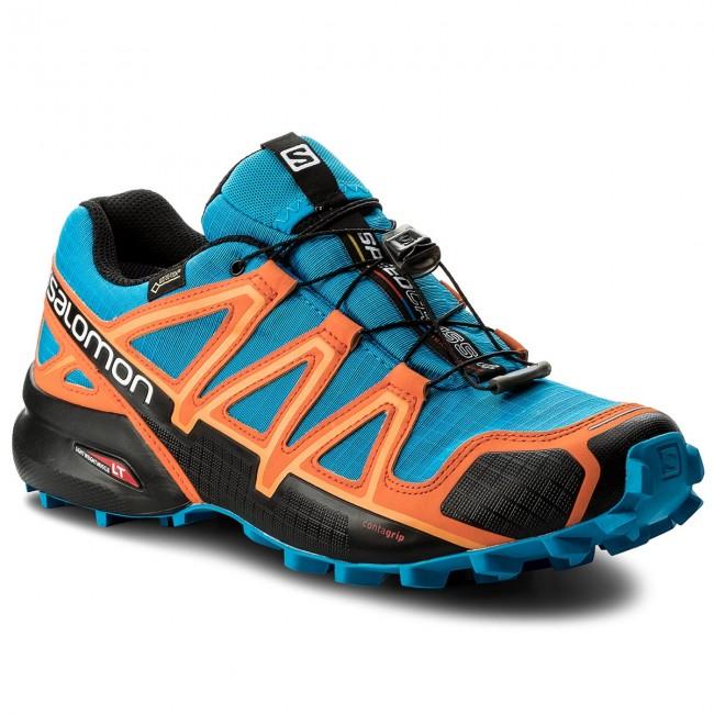 Bežecká obuv Salomon Speedcross 4 GTX Hawaiian Surf/ black