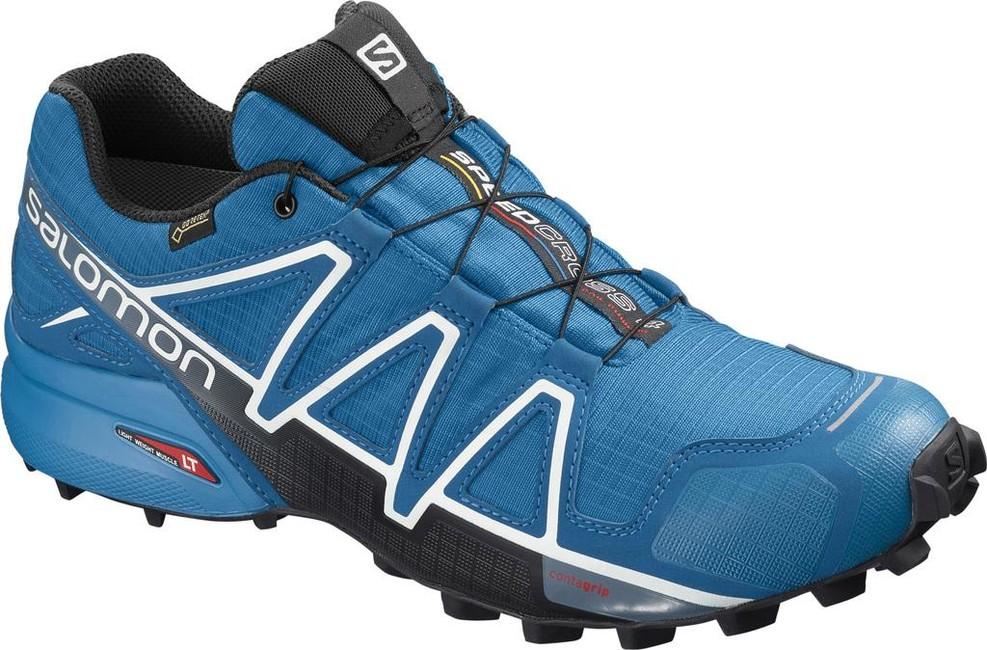 Bežecká obuv Salomon Speedcross 4 GTX Sky Diver/Indigo Bunting/Black - 10 / 44'5