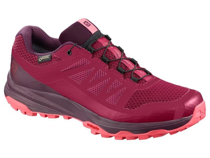 Bežecká obuv Salomon XA Discovery GTX W - beet red/potent - 5.5 / 38.5