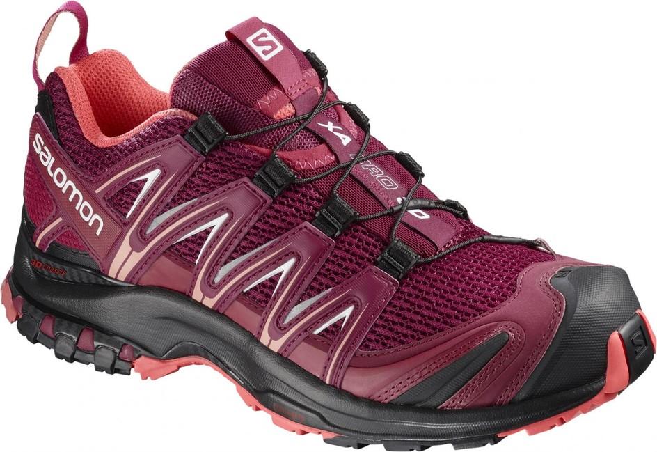 96d543507 Bežecká obuv Salomon XA PRO 3D W Beet Red/Cerise/Bk | AdamSPORT.eu