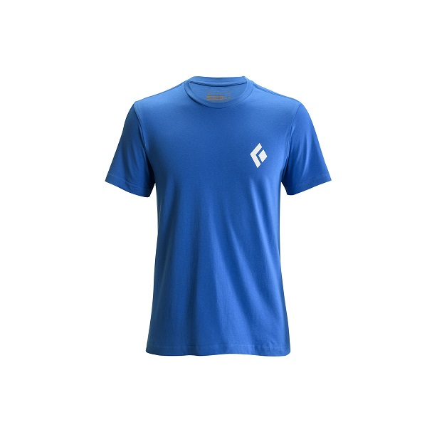 Black Diamond Equipment For Alpinist Tee - admiral