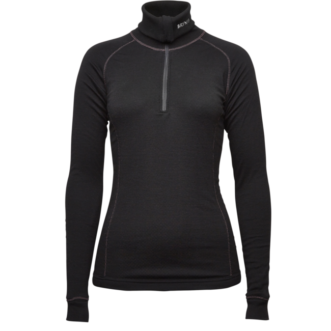 BRYNJE Lady Arctic Double Zip-polo