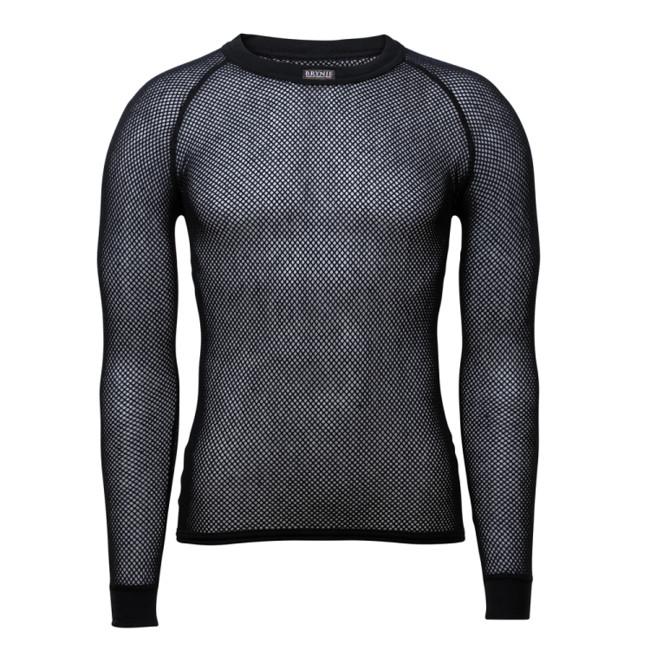 Termoprádlo Brynje Super Thermo Shirt - black  579abf9d02