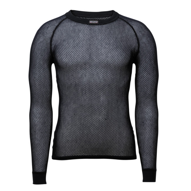 Termoprádlo Brynje Super Thermo Shirt - black - S