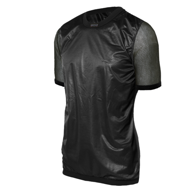BRYNJE Super Thermo T-Shirt windfront - Black