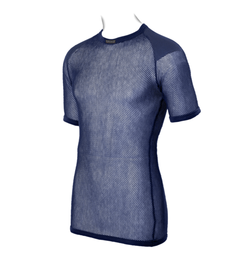 Brynje Super Thermo T-shirt W/Inlay, Navy
