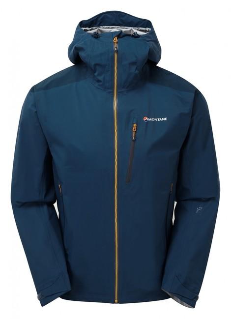 Bunda Montane Fleet Jacket - narwhal/blue - L