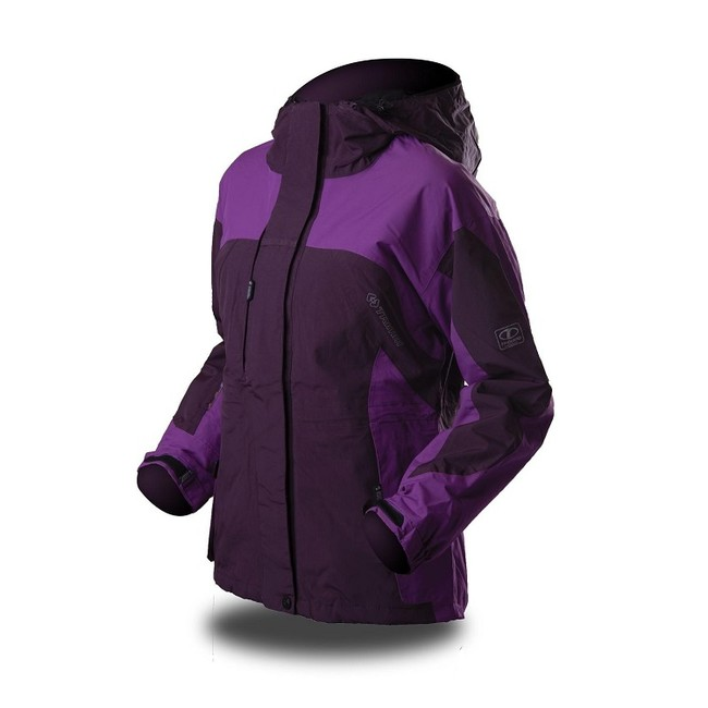 Bunda Trimm Alpine Lady II - dark purple