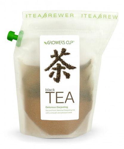 Čaj Grower 's cup, čierny - Lahodný Darjeeling