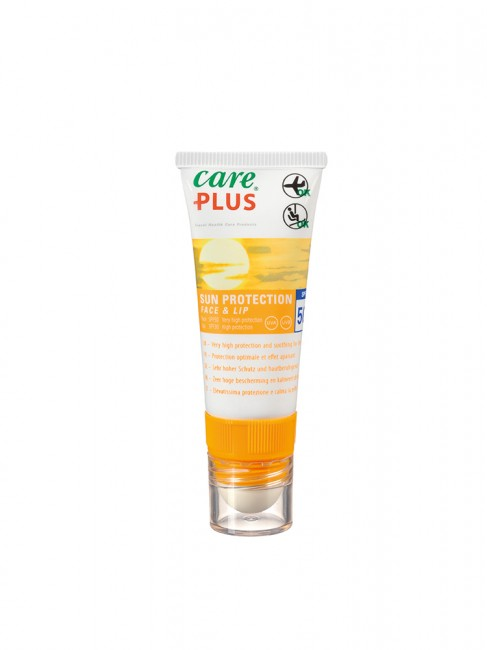Care Plus Sun Protection Face And Lip