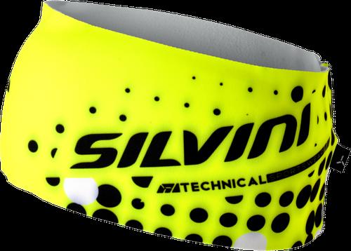 Čelenka Silvini Piave UA715 - neon/black