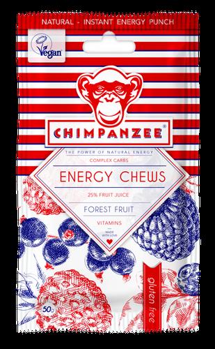 CHIMPANZEE Energy Chews Forest Fruit
