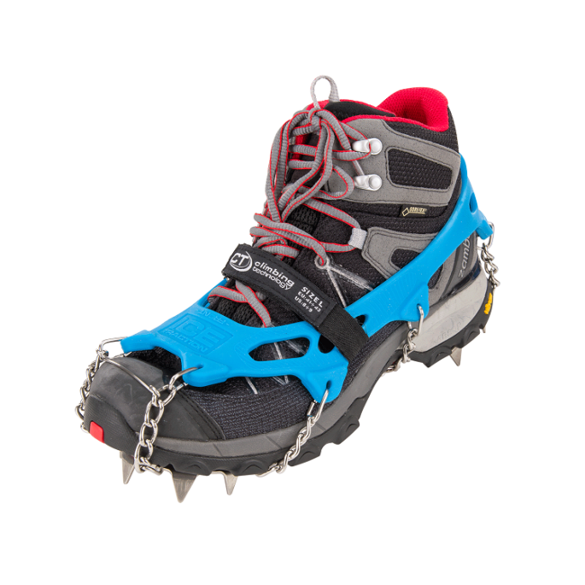 Protišmykové návleky Climbing Technology Ice Traction Plus - S