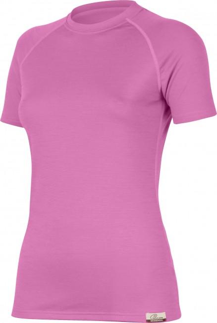 Termoprádlo Dámske tričko Lasting ALEA - ružová