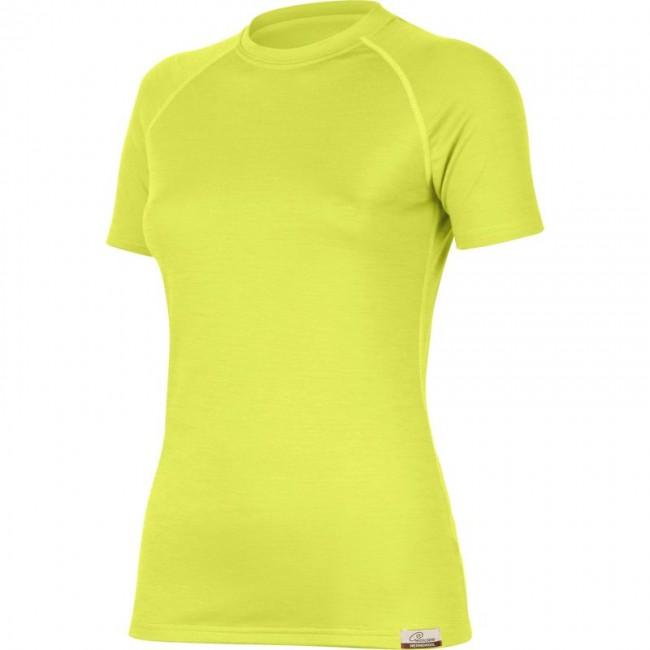 Termoprádlo Dámske tričko Lasting ALEA - zelená