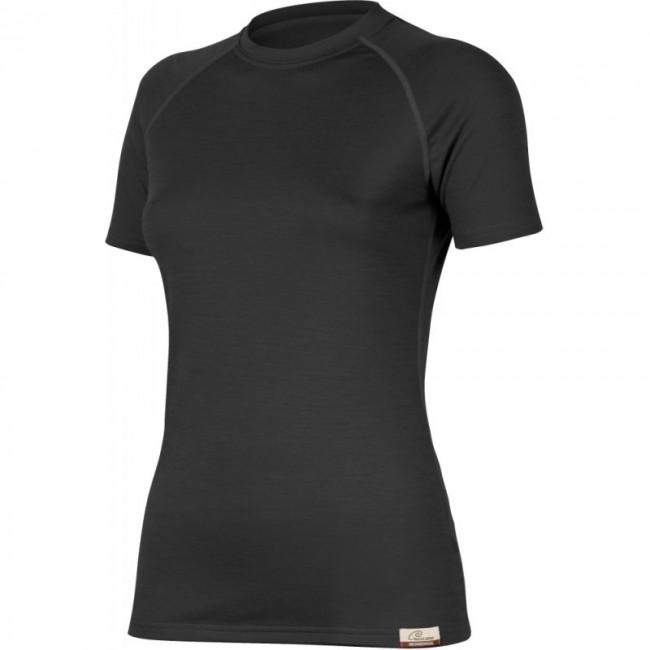 Termoprádlo Dámske tričko Lasting ALEA - čierna