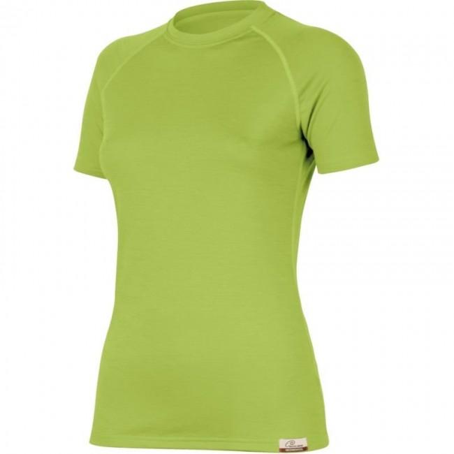 Termoprádlo Dámske tričko Lasting ATEA - zelená