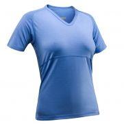 Dámske tričko Devold Breeze - blue