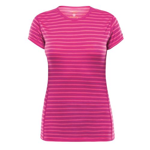 Dámske tričko Devold Breeze - Ružové