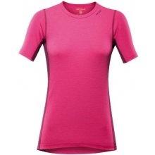 Termoprádlo Dámske tričko Devold Sport- Ružové
