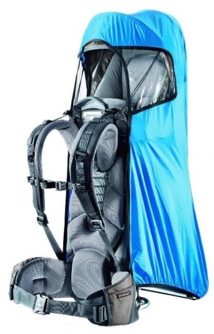 Turistický nosič Deuter Kid Comfort III + pláštenka Deuter Raincover ... ddd1c4d3571