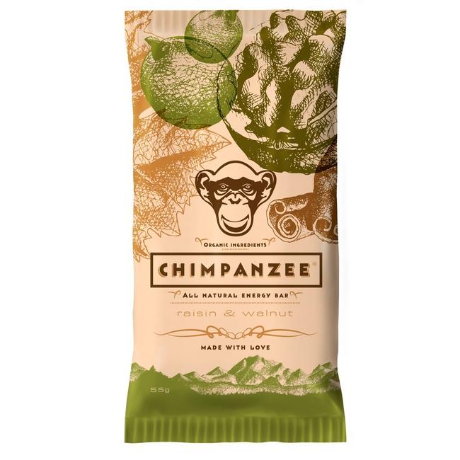 Energetická tyčinka Chimpanzee Energy Bar - hrozienka a vlašský orech