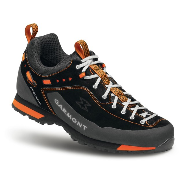 Turistická obuv Garmont Dragontail LT - black orange  82a43a71a1