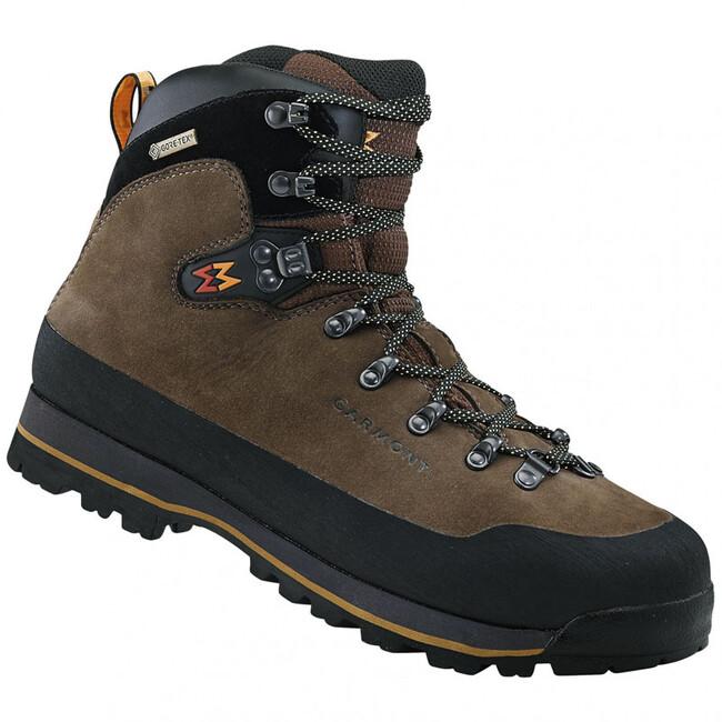 202b165eec0b Garmont Nebraska GTX je celokožená topánka využiteľná na pešiu ...
