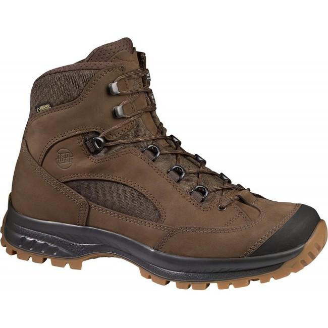235df3a43cb7 Turistická obuv Hanwag Banks II GTX - Erge Brown