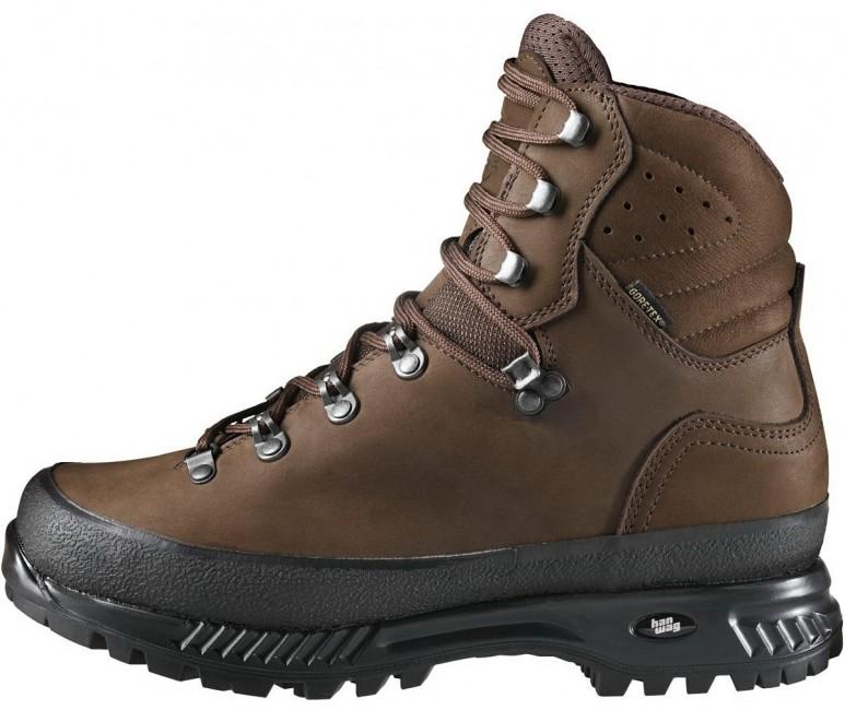 Turistická obuv Hanwag Nazcat GTX - Erde Brown  07644acd2c9