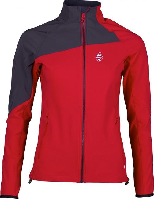 Bunda High Point Drift Lady Jacket - red - S