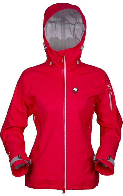 High Point Explosion 4.0 Lady Jacket - Red/Grey zip - L