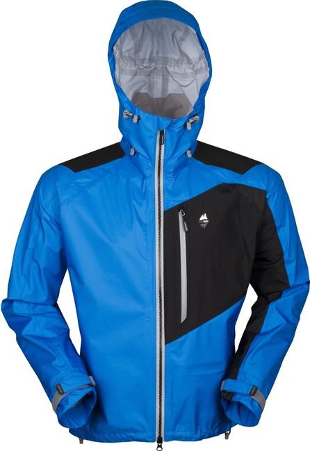 Nepremokavá bunda High Point Master Jacket - blue/black - S