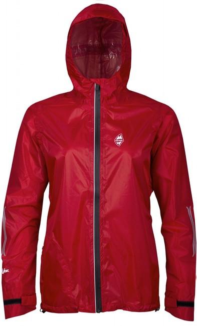 Nepremokavá bunda High Point Road Runner 3.0 Lady Jacket - red - S