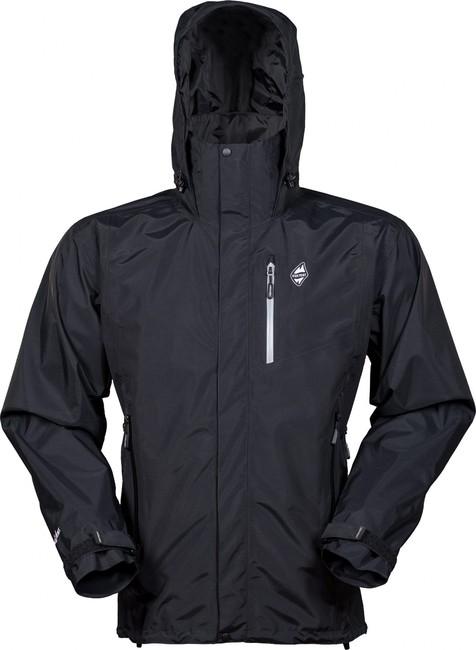 Nepremokavá bunda High Point Superior 2.0 Jacket - black - XL