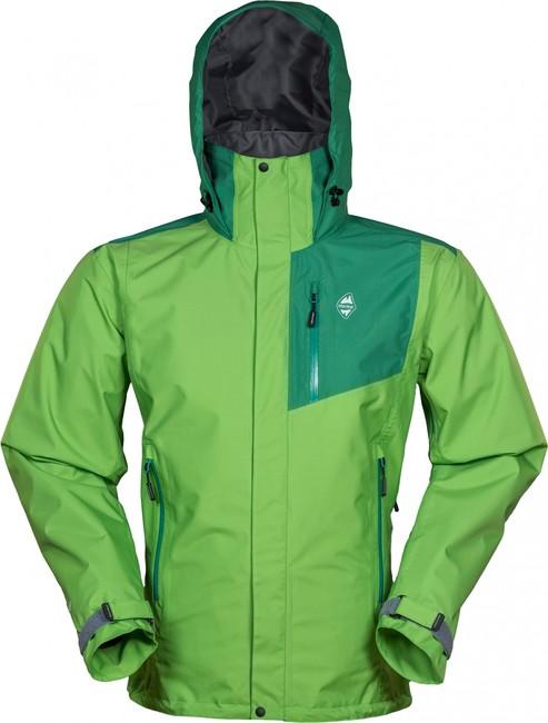 Nepremokavá bunda High Point Superior 2.0 Jacket - green - XL