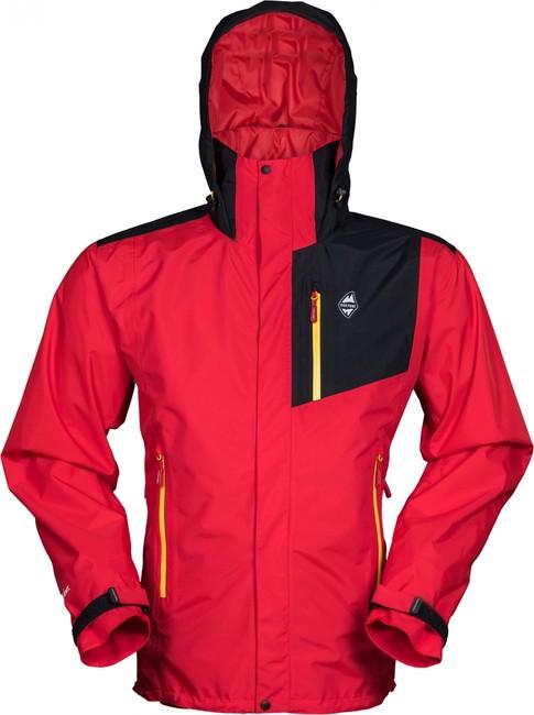Nepremokavá bunda High Point Superior 2.0 Jacket - red - XL
