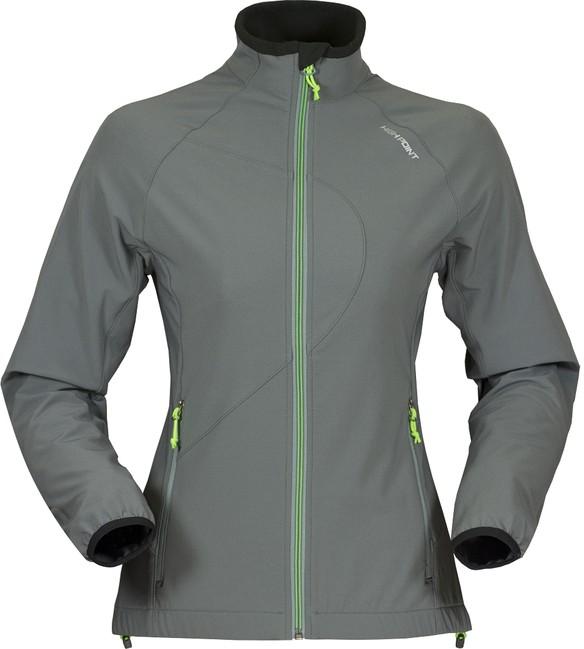 Softshellová bunda High Point Venus Lady Jacket - grey - S