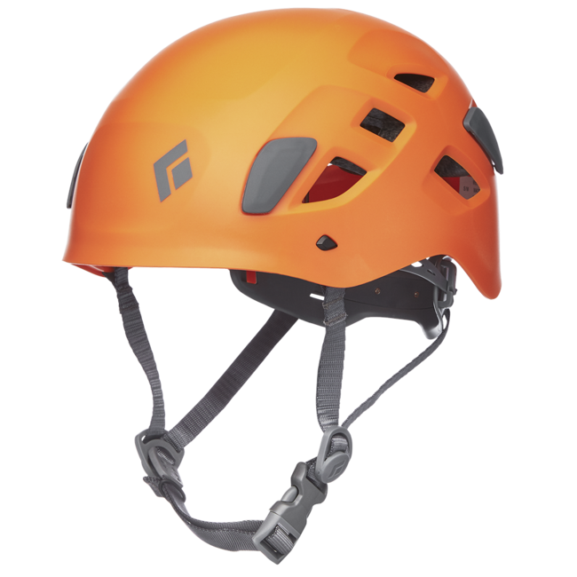Horolezecká prilba Black Diamond Half Dome Helmet - BD Orange - M/L