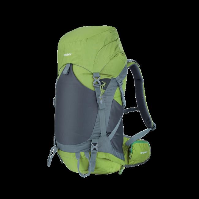 Husky Batoh Expedícia Menic 50l zelená
