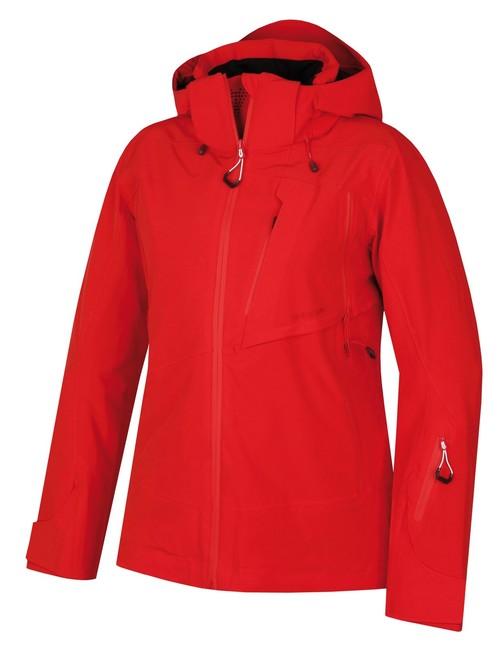 Lyžiarska bunda Husky Mayni L - červená - L