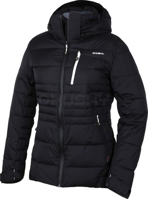 Husky Dámska plnená zimná bunda Norel L čierna