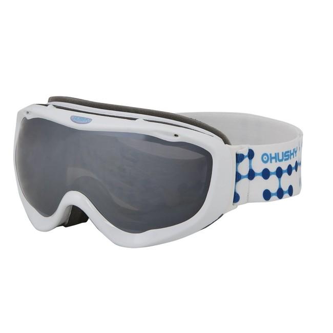 Husky Dámske lyžiarské okuliare WOMAN G8 biela