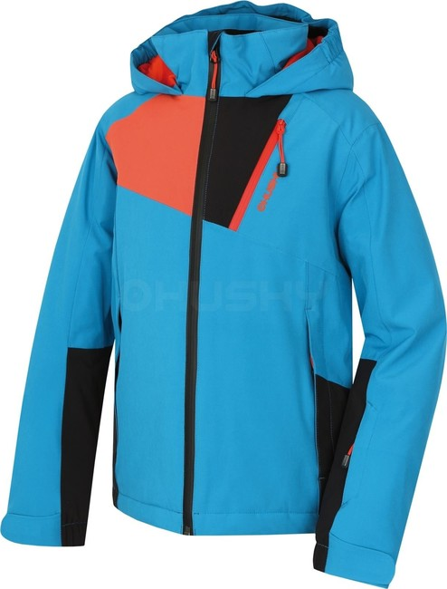 597e9e5389e7 Husky Detská ski bunda Zawi K modrá