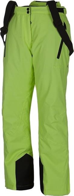 Husky Detské lyžiarske nohavice Lipel zelená