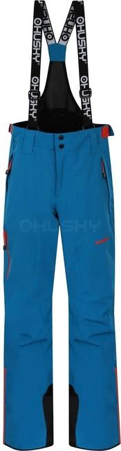19784e5a40ec Husky Detské lyžiarske nohavice Zeus K modrá