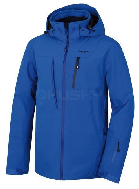 Husky Pánska lyžiarska bunda Gairi M modrá