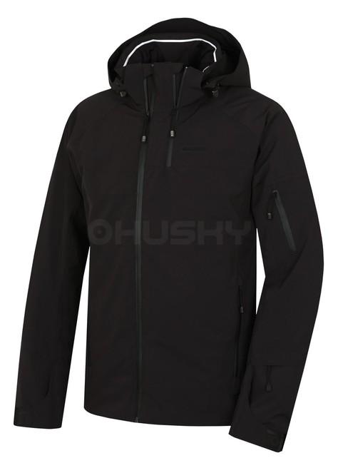 Husky Pánska lyžiarska bunda Menau M čierna