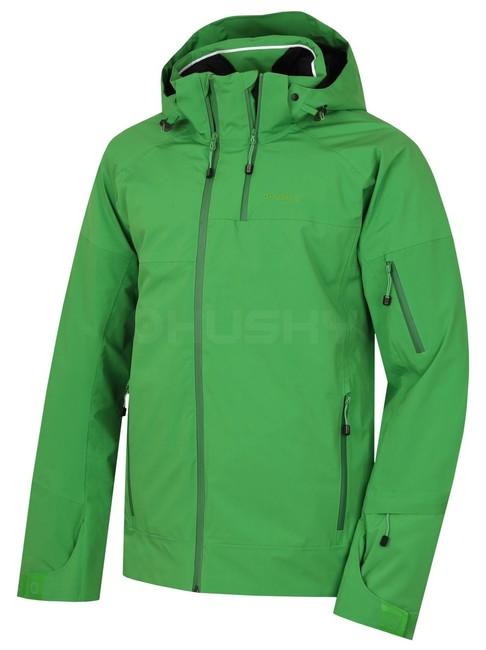 Husky Pánska lyžiarska bunda Menau M zelená