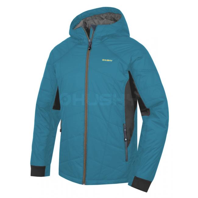 Zimná bunda Husky Naven M - modrá